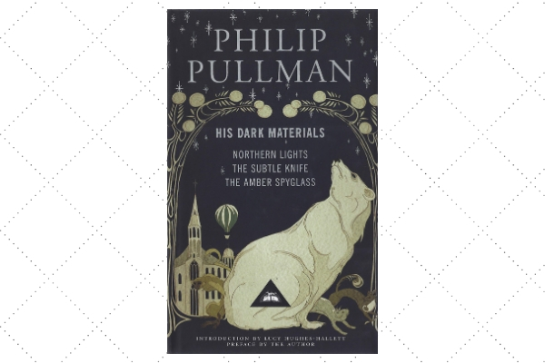 melinda gates recommends for kids His Dark Materials by author Philip Pullman