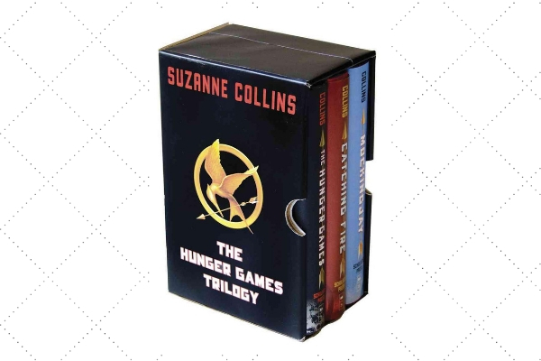 melinda gates recommends Hunger Games by author Suzanne Collins