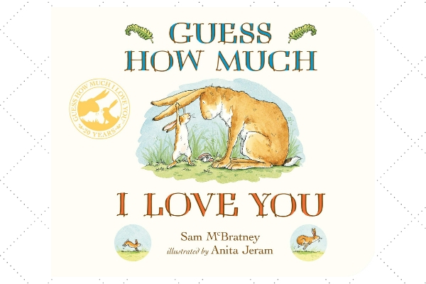 melinda gates recommends Guess How Much I Love You by author Sam McBratney