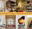 Creative Ways to Design A Reading Corner for Kids