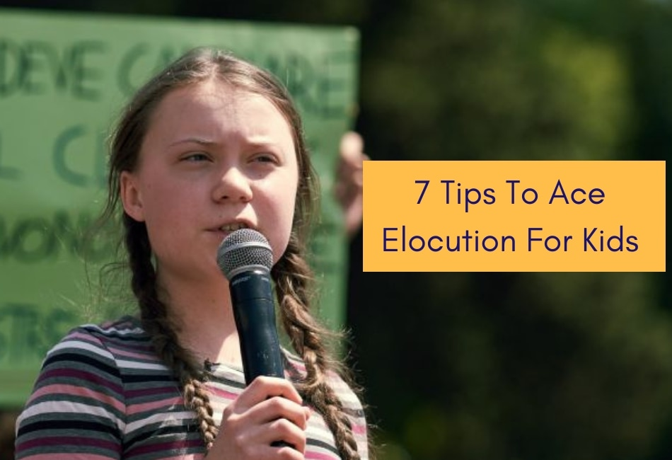7 Tips To Ace Elocution For Kids