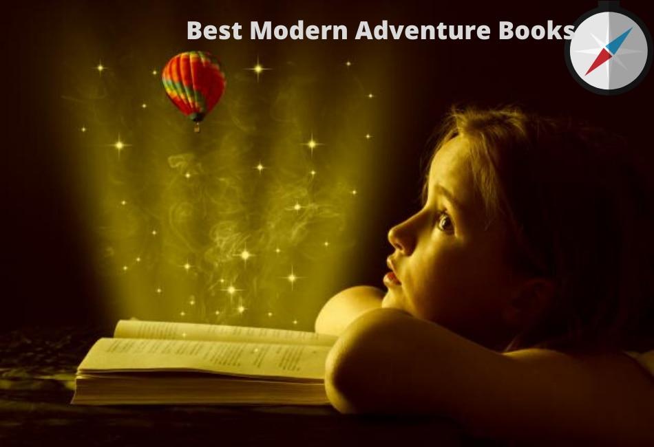 Best Modern Adventure Books For Summer Reading