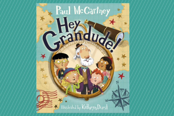 Hey Grandude by author Paul McCartney