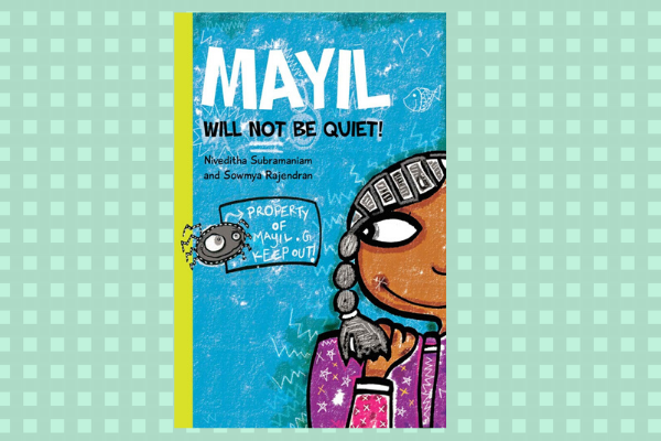 Mayil Series by authors Sowmya Rajendran and Niveditha Subramaniam banned children's books
