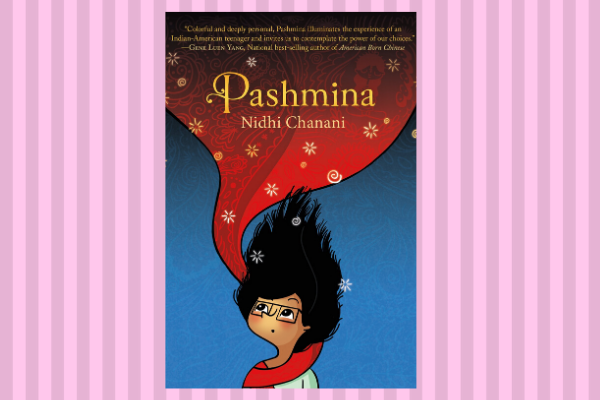 Best Books Of 2019 Pashmina by author Nidhi Chanani