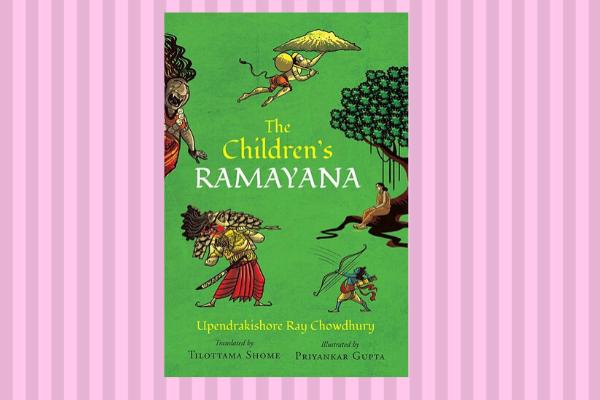 Best Books Of 2019 The Children's Ramayana