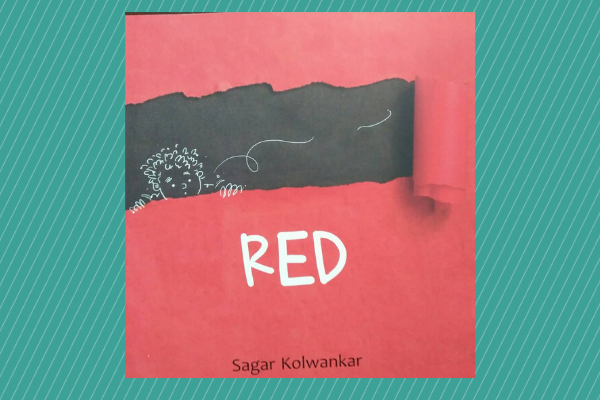Red, by author Sagar Kolwankar
