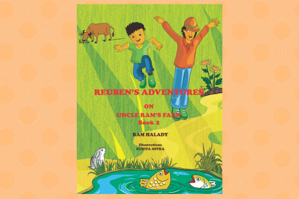Reuben's Adventures author Ram Halady
