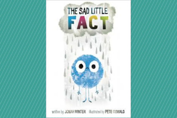 The Sad Little Fact Jonah Winter
