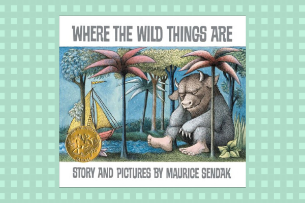 Where the Wild Things Are by author Maurice Sendak Banned book for kids