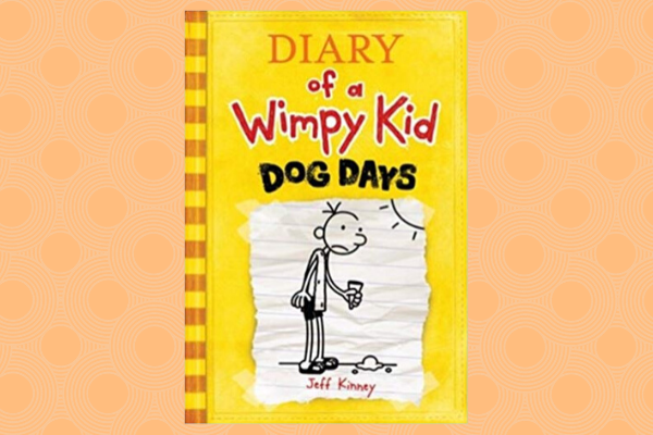 Diary of a Wimpy Kid author Jeff Kinney