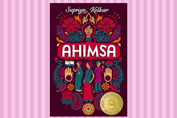 Books For 7 to 12 Year Olds Ahimsa by Supriya Kelkar