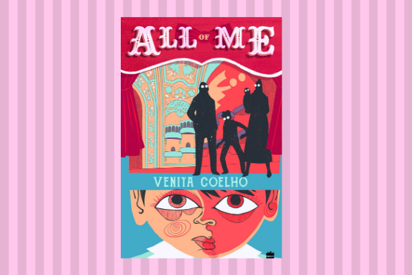 Best Books Of 2019 All of Me, by author Venita Coelho
