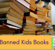 Banned Kids Books