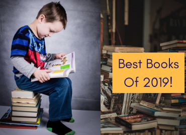 Best Books Of 2019: Books For 7 to 12 Year Olds