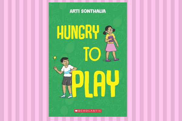 Best Books Of 2019 Hungry to Play by Arti Sonthalia