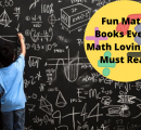 Fun Math Books For Kids That Every Math Loving Kid Should Read