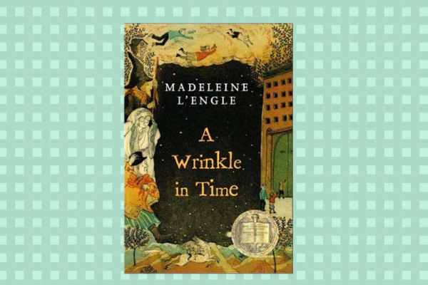 Wrinkle in Time, by author Madeleine L'Engle Banned Book
