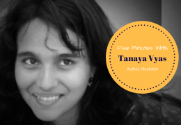 Five Minutes With Children's Book Illustrator Tanaya Vyas