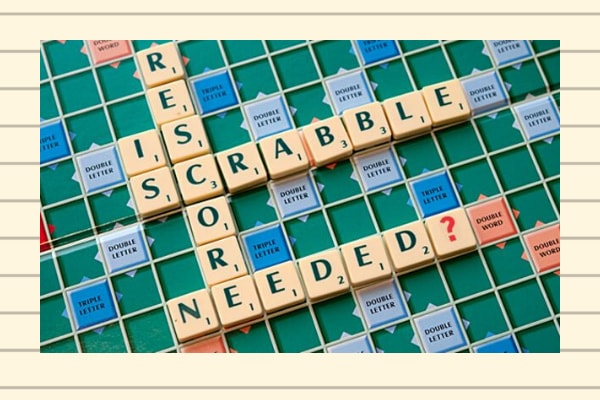 Word Scramble games for kids