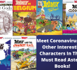 Meet Coronavirus And Other Interesting Characters In These Must-Read Asterix Comics!