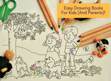 Books That Teach Easy Drawing For Kids Who Love Art!