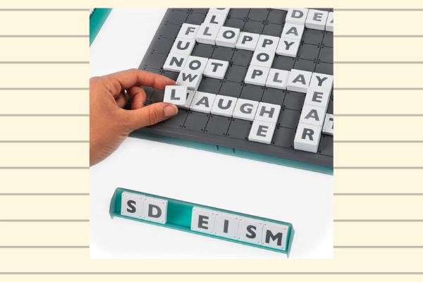 Word scramble games