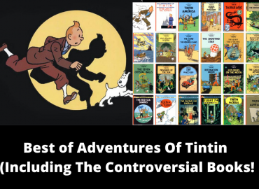 Best Books of Tintin – including the controversial ones!