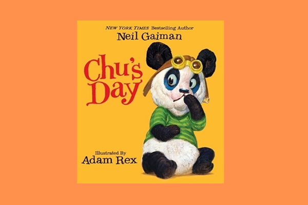 Chu's Day by author Neil Gaiman