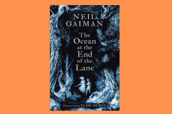 Ocean at the End of the Lane by author Neil Gaiman