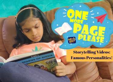Storytelling Videos For Kids – Famous Personalities