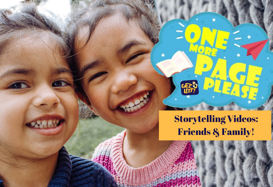 Storytelling Videos For Kids – Friends and Family
