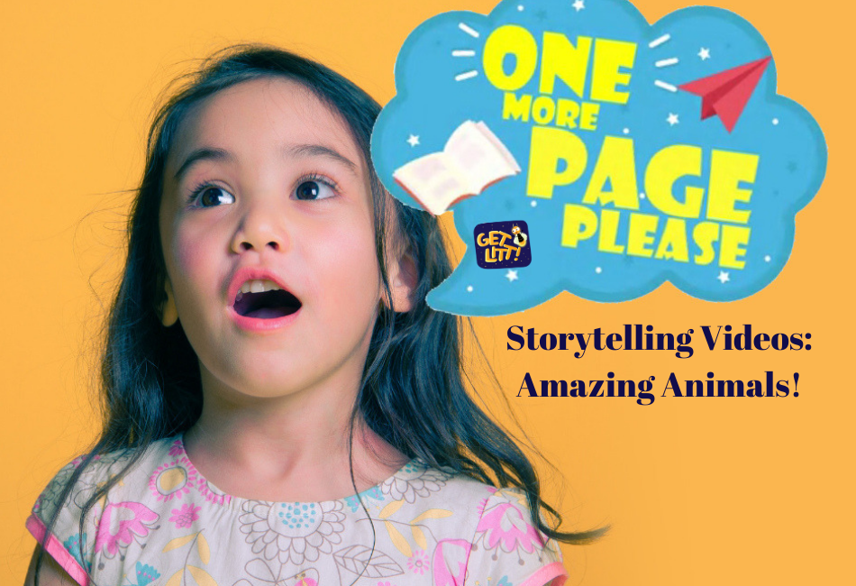 Storytelling Videos For Kids – Amazing Animals!