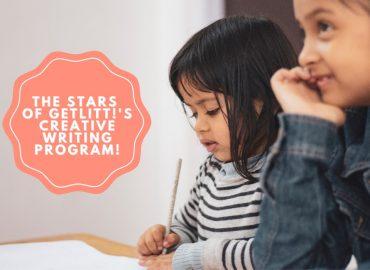 The Stars of GetLitt!'s Online Creative Writing Program