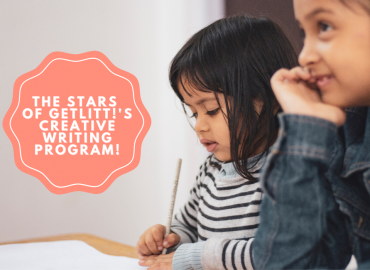 The Stars of GetLitt!'s Online Creative Writing Program