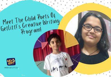 Meet The Child Poets Of GetLitt!'s Creative Writing Program!